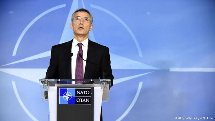 Генсек НАТО увидел признаки разрядки напряженности в Донбассе