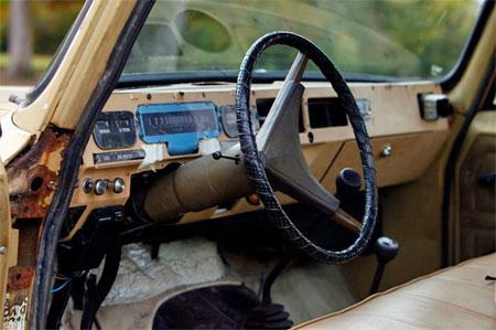 Такого вы не подозревали. Самое опасное место в автомобиле - это...