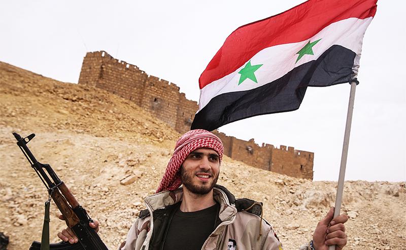 «Русские не смогут долго удерживать Абу-Кемаль»