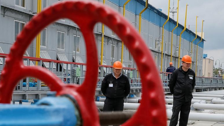 Украина предложит России транзит газа по европейским правилам