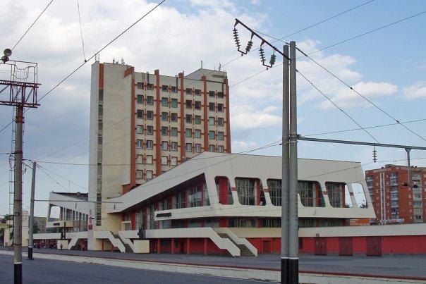 Ж\Д вокзал г. Липецк