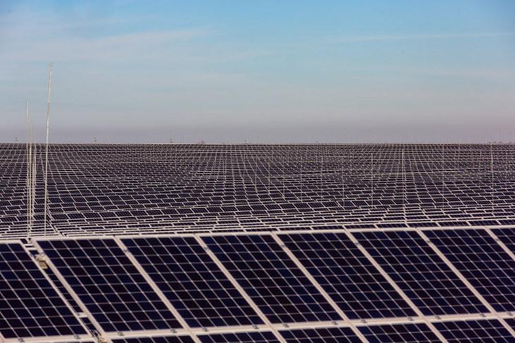 Самые большие солнечные электростанции России