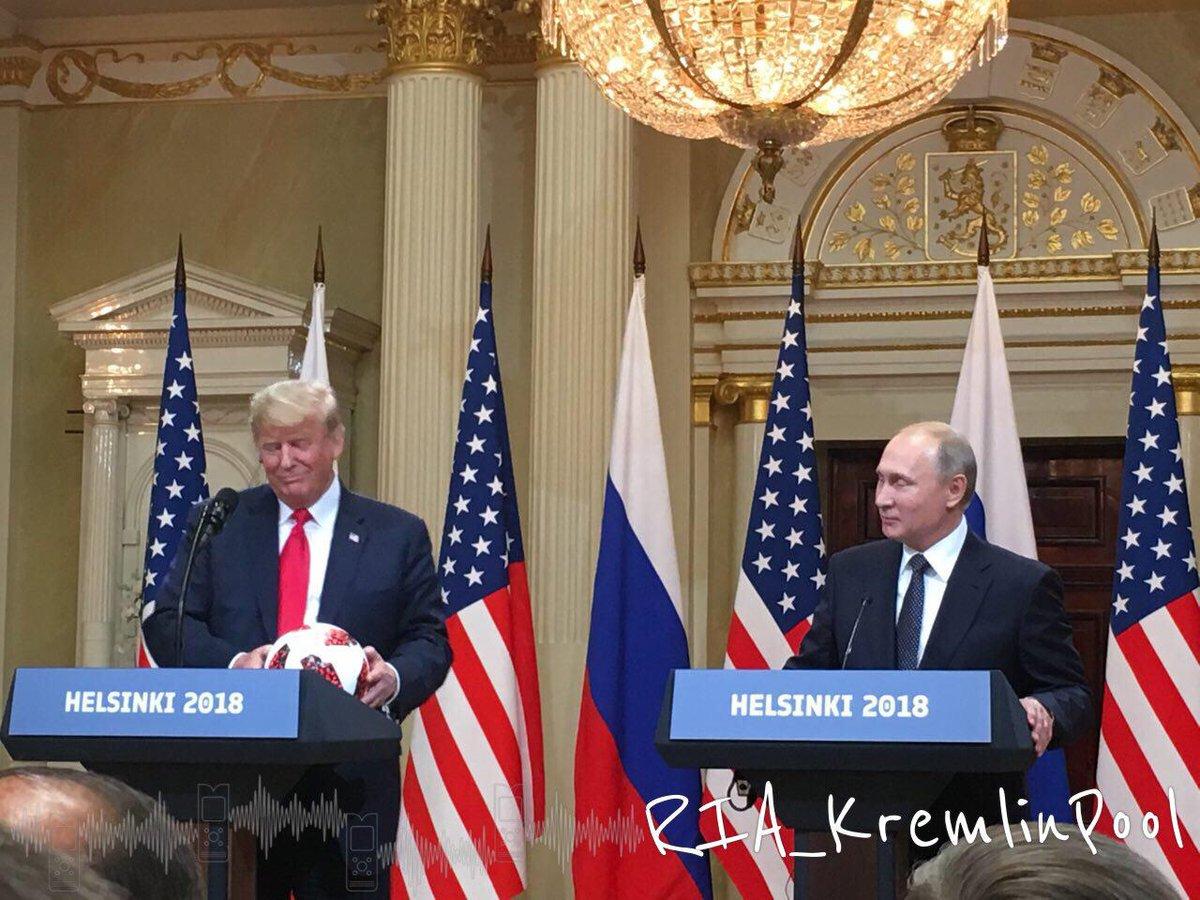 Из наблюдений за саммитом Пу…
