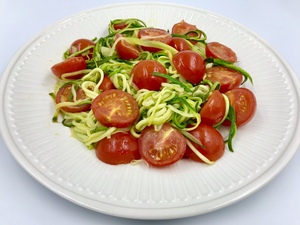 Спагетти из кабачка