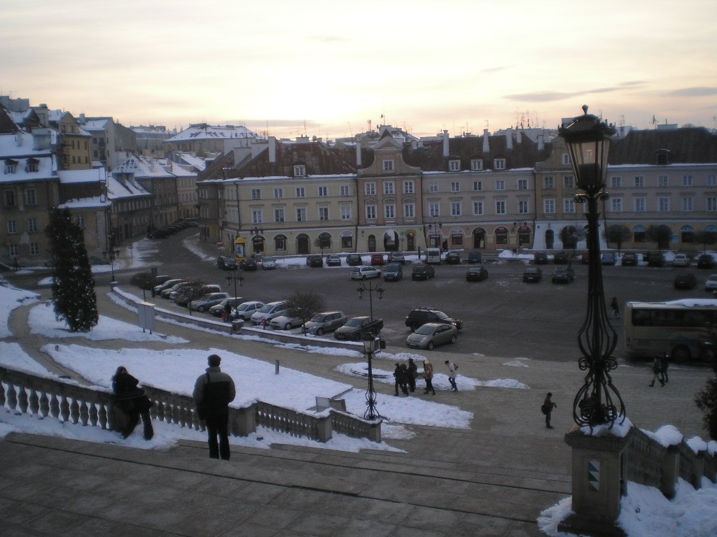 Зимнее путешествие по осколкам Австро-Венгерской империи (часть 1)