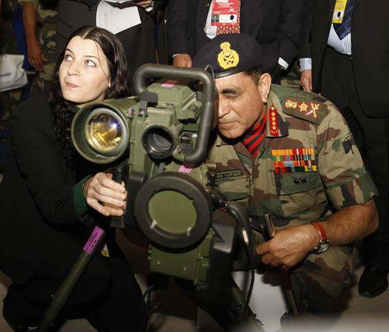 Индия отменила закупку израильских противотанковых ракетных комплексов Spike?