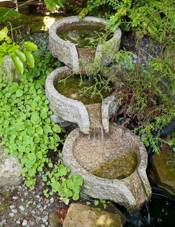 Блог о малоэтажной архитектуре 100 идеи для небольшого фонтана во дворе дома Блог о малоэтажной архитектуре