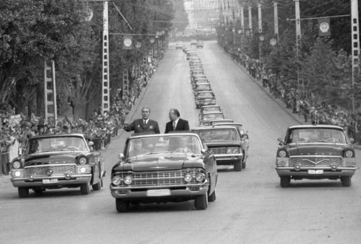Чтосделал Брежнев для народа СССР хорошего