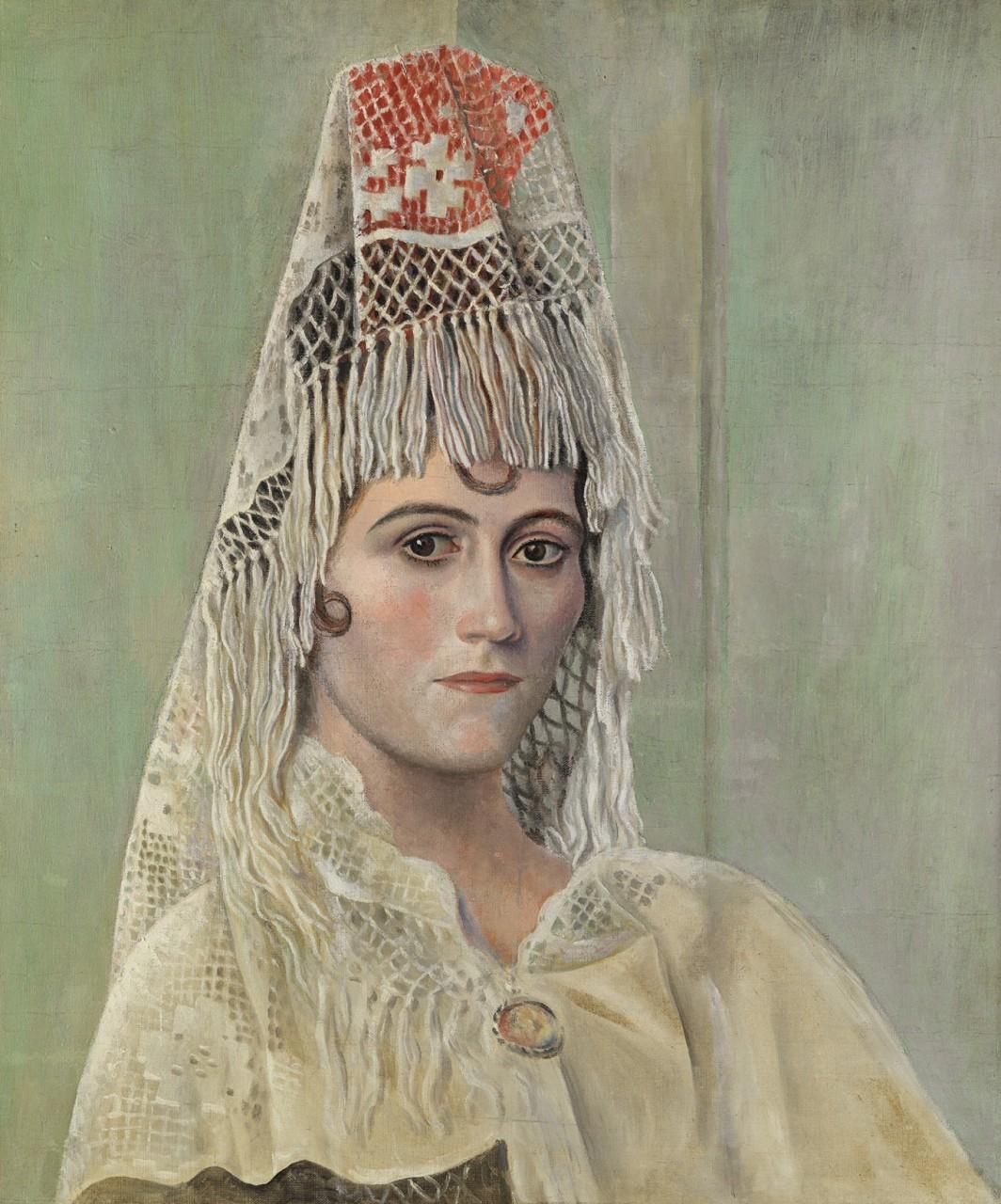 Русские музы, вдохновляющие европейских художников