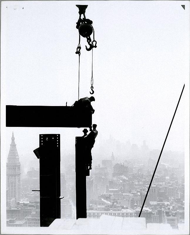 0048 Как строились небоскребы в Нью Йорке