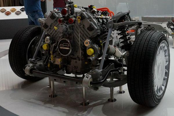Мотор «Кортежа» будут ставить на самолеты