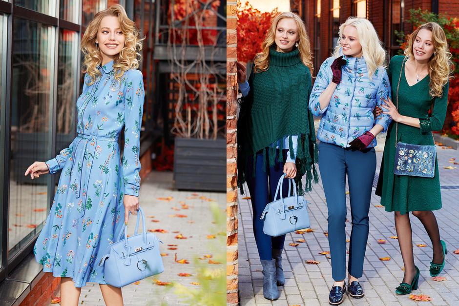 Оверсайз и юбки-миди: 5 модных трендов этой осени