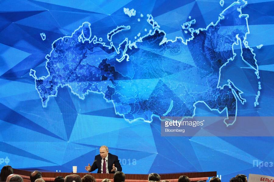 О прорывных достижениях путинской России