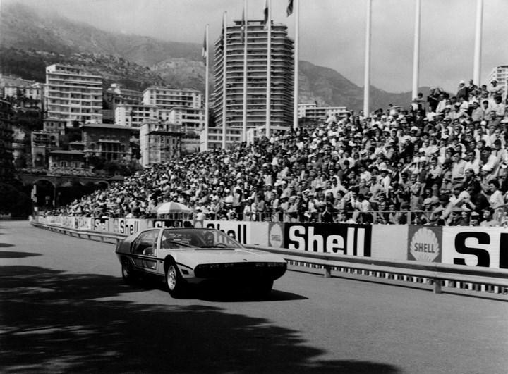 Lamborghini Marzal на истори…