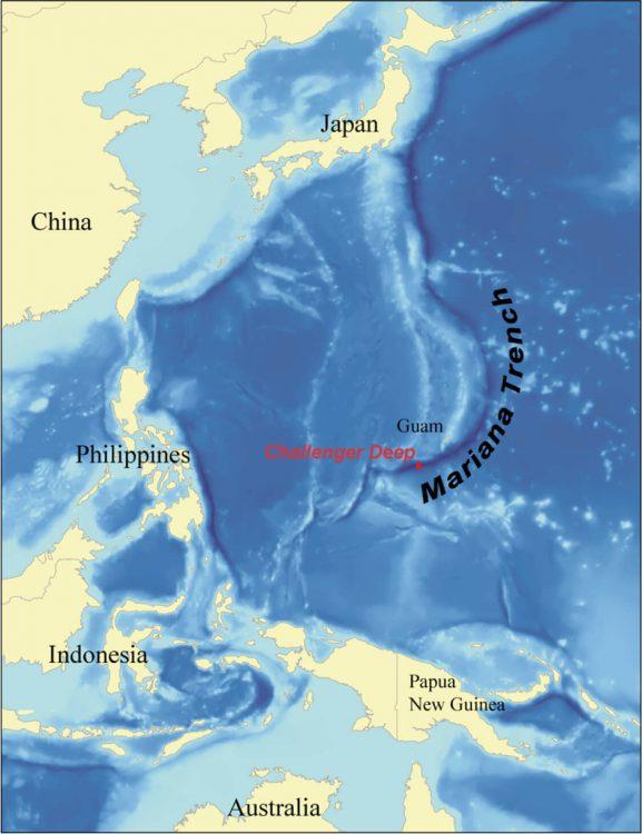 Марианская впадина — источник жизни или «дно Земли»?