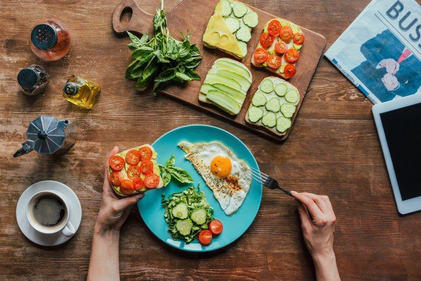 Энергетические завтраки