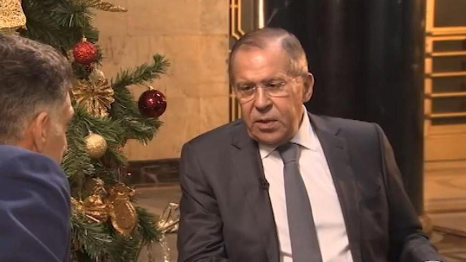 Сохранять серьезное лицо: Лавров рассказал, чему он научился у Путина