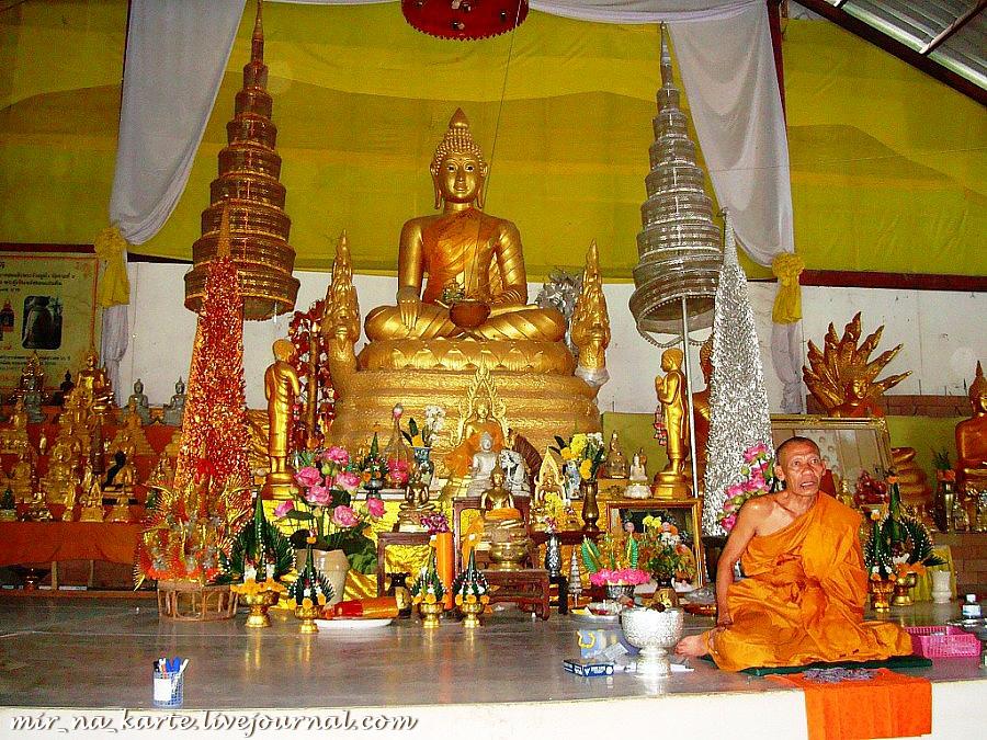 292 Пхукет: буддийские святыни острова