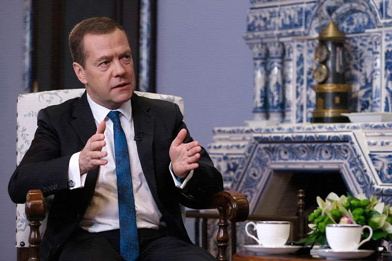 Медведев предложил вложить д…