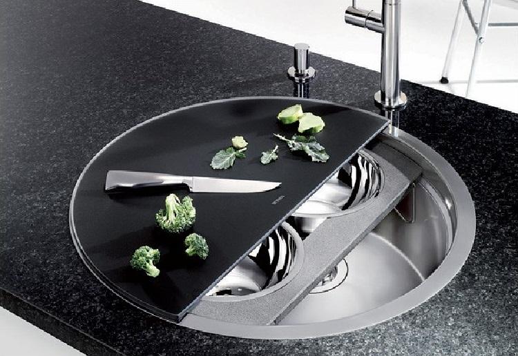 дизайнерские раковины для кухни