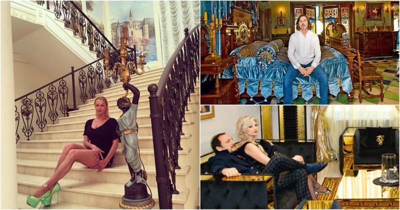 Узнай звезду по квартире: интерьеры под стать знаменитостям