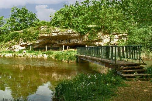 Древние цивилизации. Рисунки  пещеры Ла-Марш