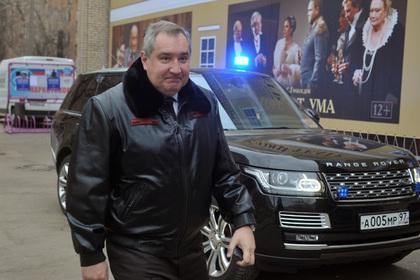 Рогозин сравнил Порошенко с гастролирующим фокусником