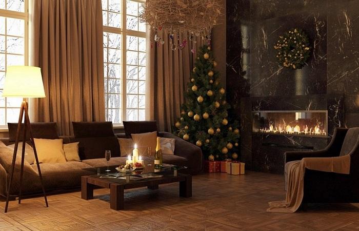 9 способов создать новогоднюю атмосферу в доме