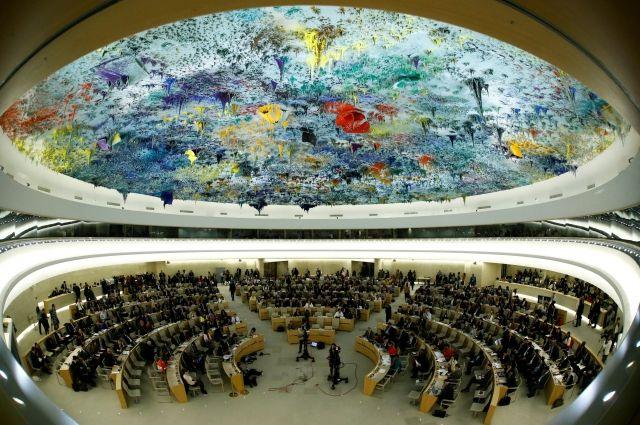 Представитель Крыма пожаловался на угрозы со стороны Украины в СПЧ ООН