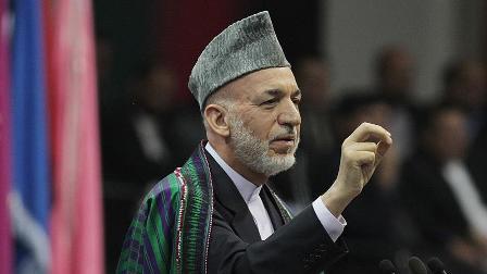 Экс-президент Афганистана: С…