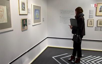 """В Москве открылась выставка """"Парижские вечера Элен Эттинген"""""""