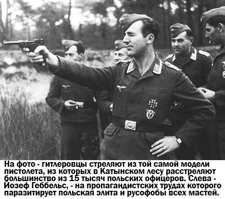 Неудобная правда всплыла? Премьер Польши заявил о преступлении немцев в Катыни