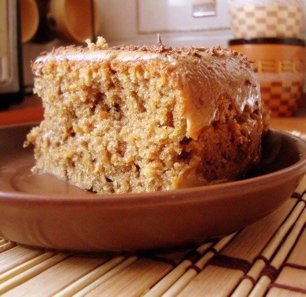 Моя мама всегда его пекла — Кофейный пирог «Из того, что есть в холодильнике»