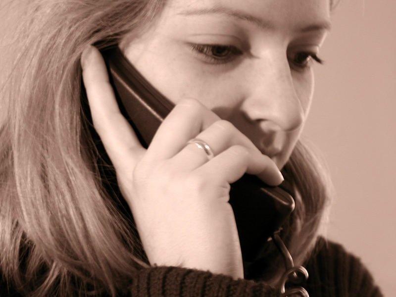 """""""Как ты там, моя мамочка?""""-- нечаянный звонок, которому она все равно была благодарна..."""