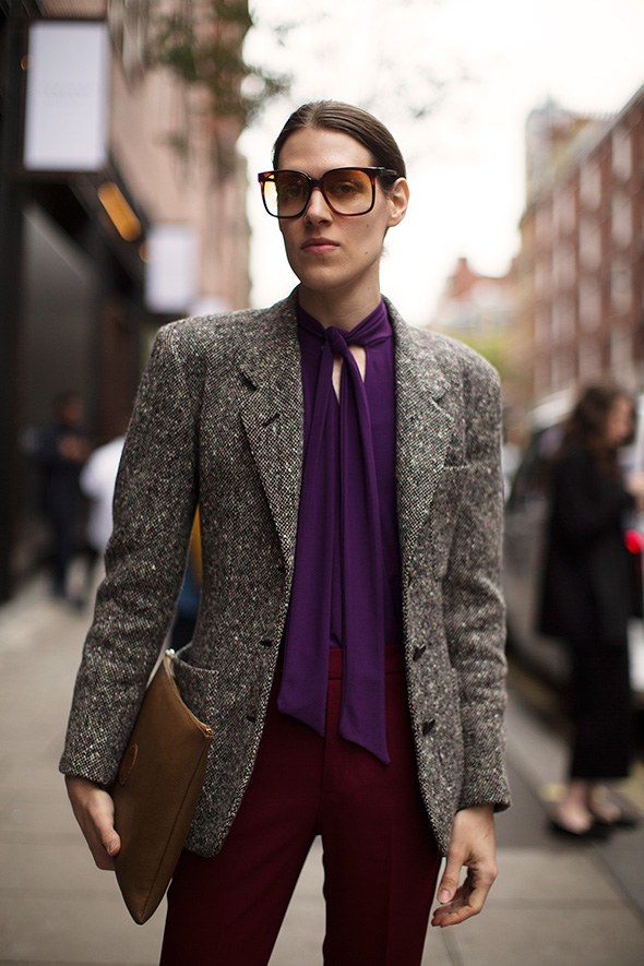 On the Street…Charing Cross Road, London