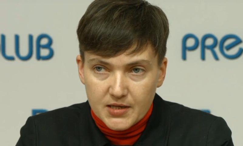 У меня нет потребности в мужчине на физиологическом уровне, - Савченко