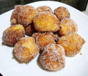 Бунуэлос- пончики по-испански