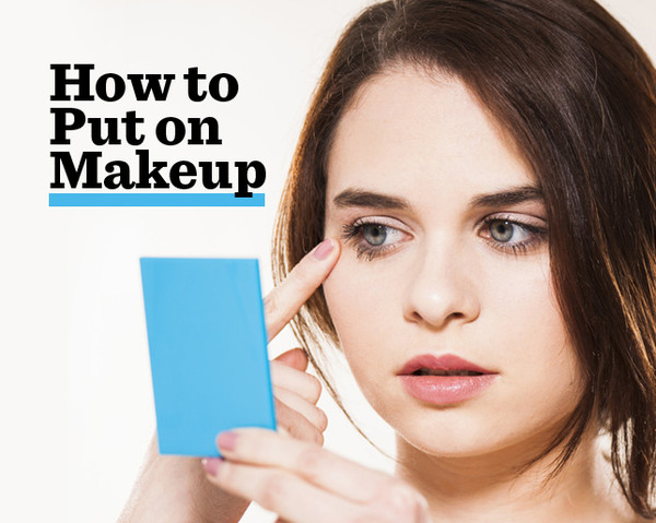 Pucker Up, Smile Big, Suck In Your Cheeks: The Best Faces to Make When Applying Makeup