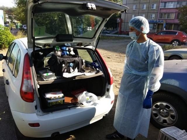Благотворительная медицинская помощь бомжам и нуждающимся