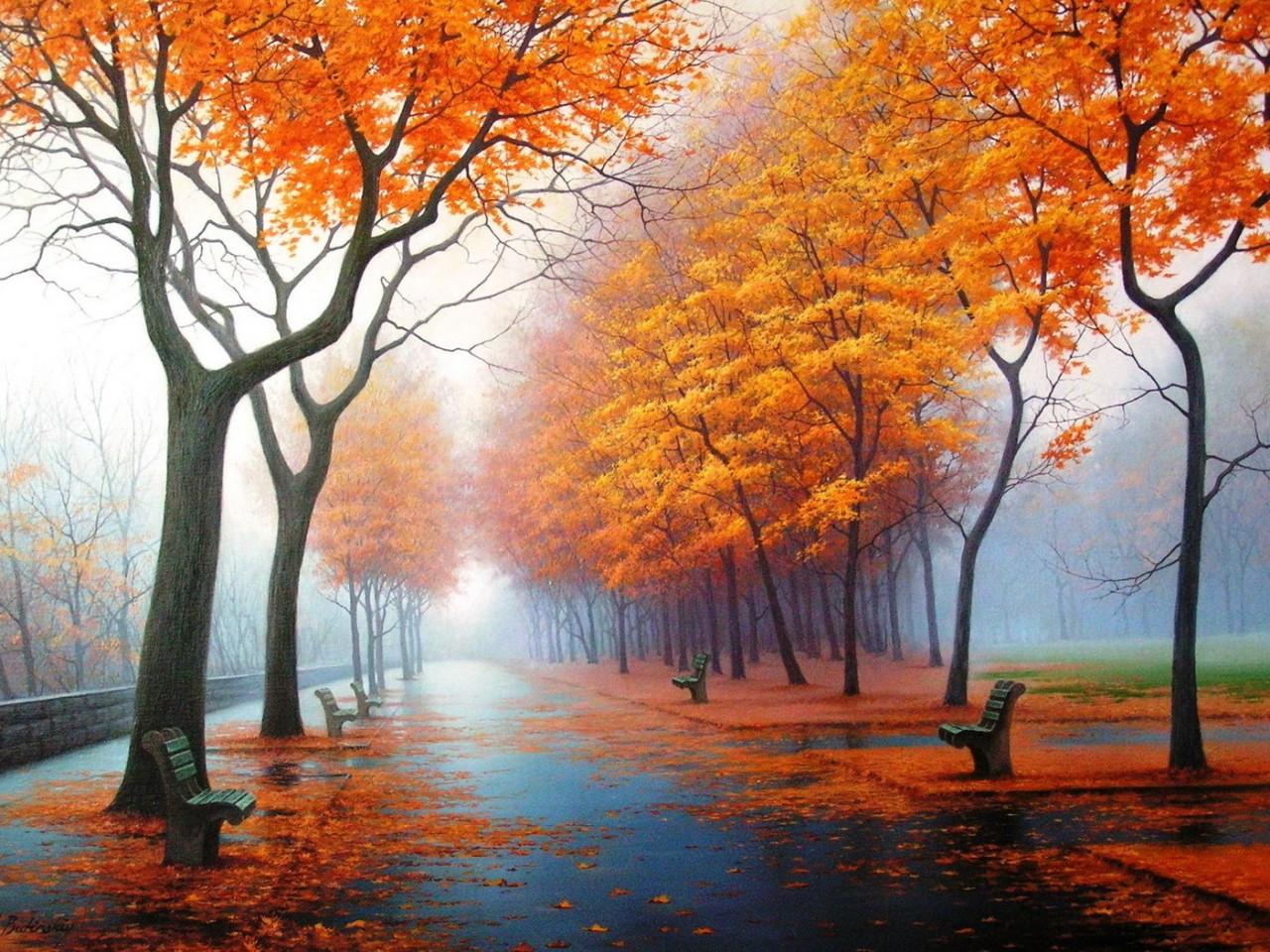 Осень! Золотая Осень!