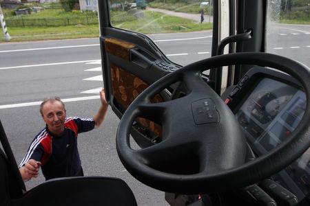 Водителям грузовиков и автоб…