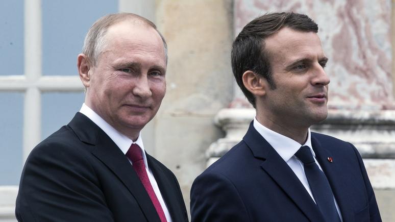 Les Echos: французские сенаторы предлагают воздействовать на Россию миром и уступками