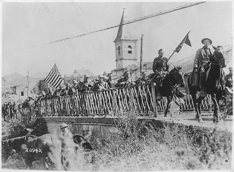 Первая мировая война превратила США в ведущую мировую державу