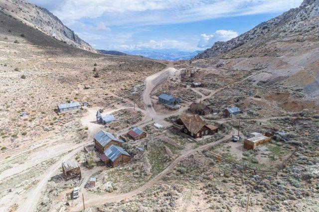 Серро Гордо - город-призрак, который недавно был продан за 1,3 млн долларов (10 фото)