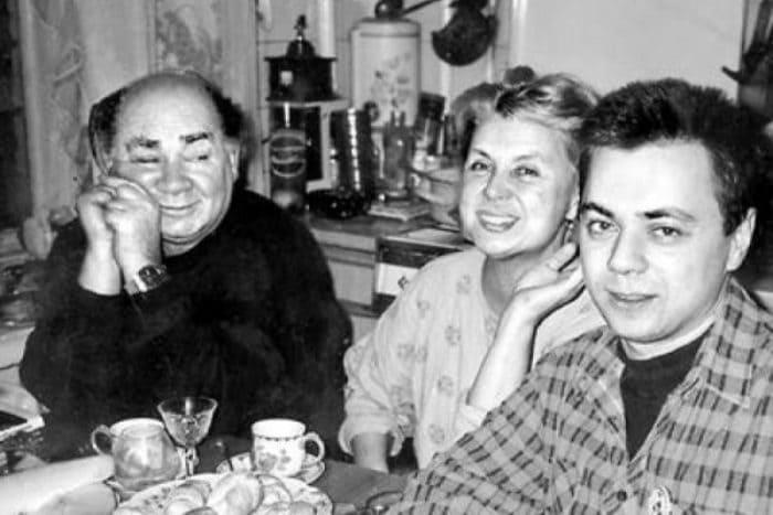 25 лет назад скончался Евгений Леонов