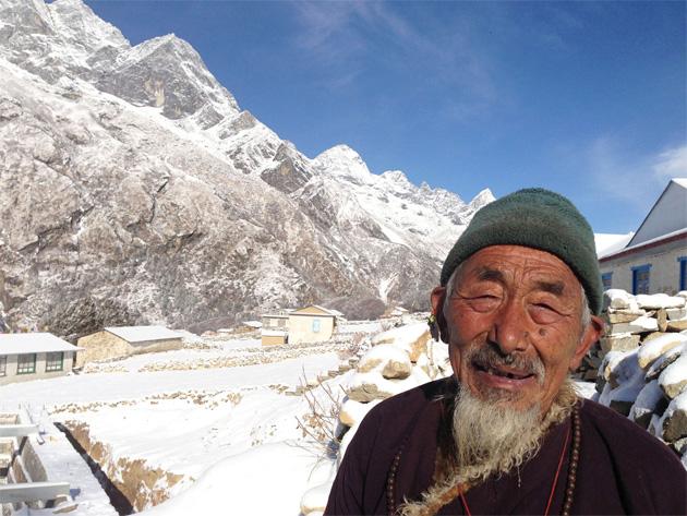 Шерпы: тайные герои Эвереста