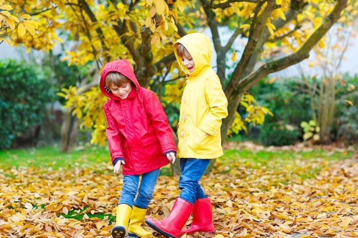 5 главных покупок на осень для ребенка до 6 лет