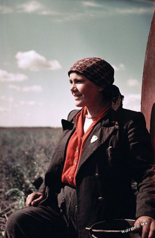 Жизнь в СССР через десять лет после войны