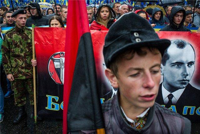 2019-й объявлен на Украине годом Бандеры