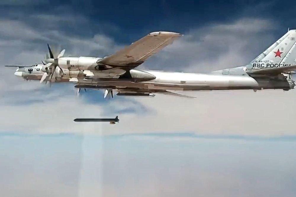 Российские крылатые ракеты Х-101 оснастили комплексами РЭБ